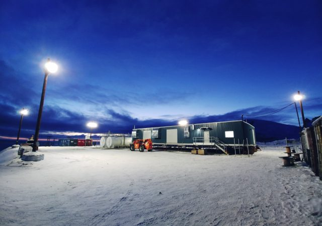 The Grise Fiord Project Wins the 2018 Award of Excellence