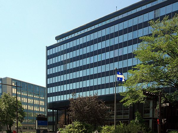 Industrielle Alliance, Québec