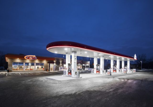 Station-service Petro-Canada, Saint-Eustache