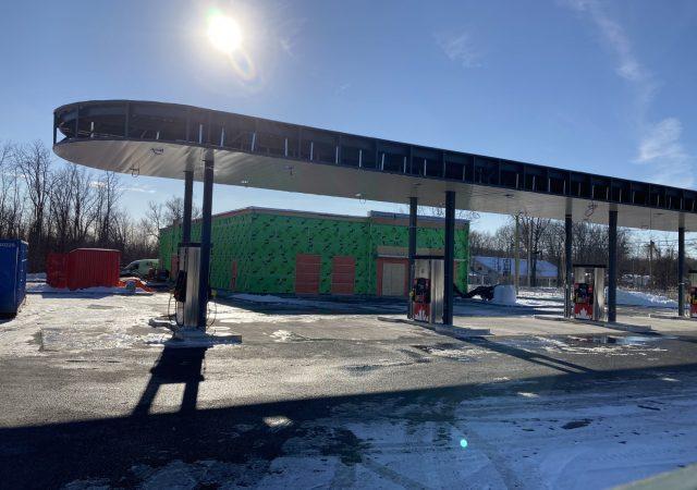 Une construction neuve pour SM Construction à Laval